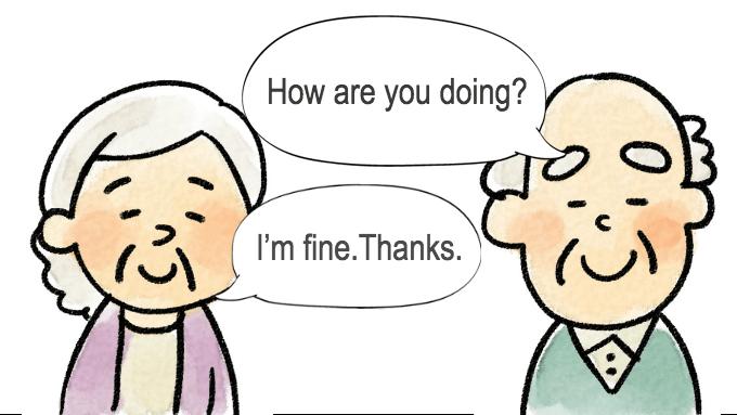 グローバルな高齢者になれる!?英会話が人気